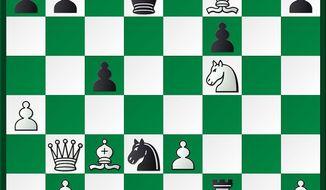Van Wely-Morozevich after 18. Kf1-g1.
