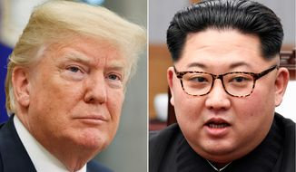 Despite the upbeat messaging, Kim Jong-un complained to Russia's foreign minister that the U.S. is trying to spread its influence in the region. The comment may complicate the summit plans. (Associated Press/File)