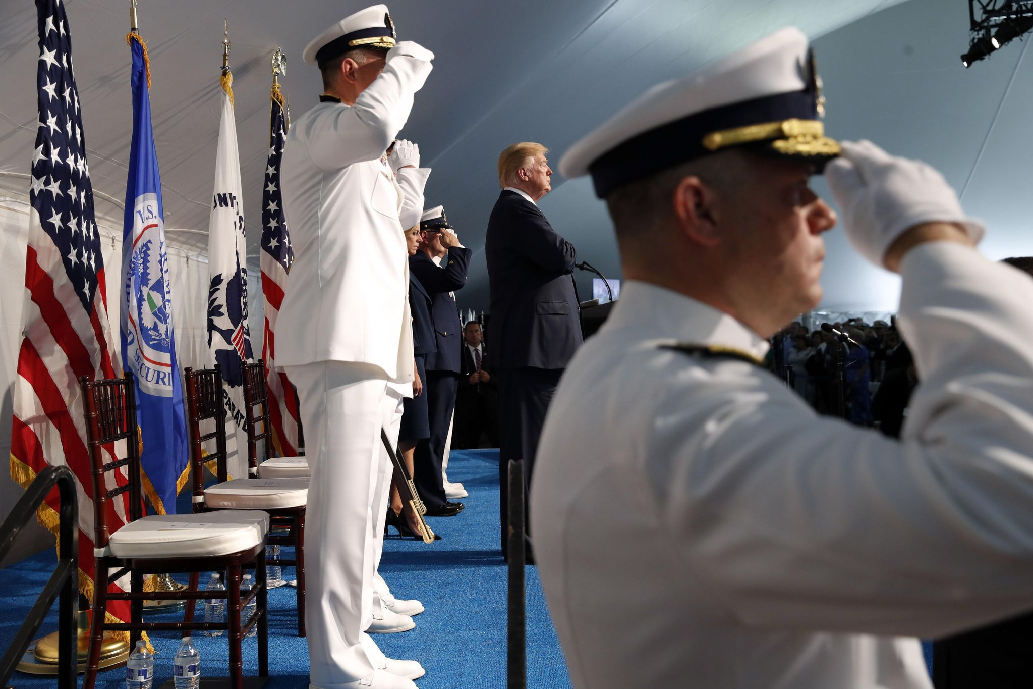 'Unacceptable': Coast Guard chief blasts shutdown, lobbies lawmakers to reopen government