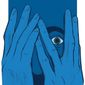 Illustration on Europes's vanishing calm by Linas Garsys/The Washington Times