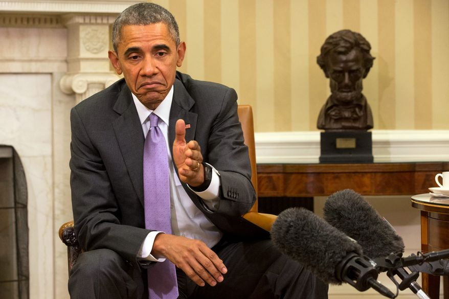 President Obama wanted the Iran nuclear accord so badly that he offered to give Iran access to American banks, an investigation found. (Associated Press)
