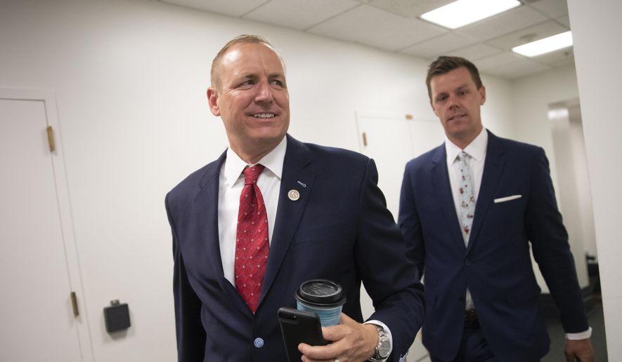Rep. Jeff Denham slams House Freedom Caucus over immigration negotiations