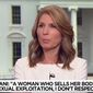 """MSNBC's Nicolle Wallace asks if President Trump's female family members are """"dead inside"""" during a June 7, 2018, discussion on the U.S. political landscape. (Image: MSNBC screenshot)"""