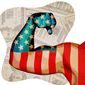 American Economic Strength Illustration by Greg Groesch/The Washington Times