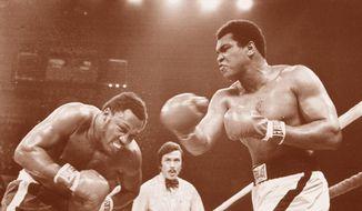 Muhammad Ali. (Corbis/Bettmann) ** FILE **