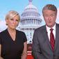 MSNBC hosts Mika Brzezinski and Joe Scarborough (MSNBC)