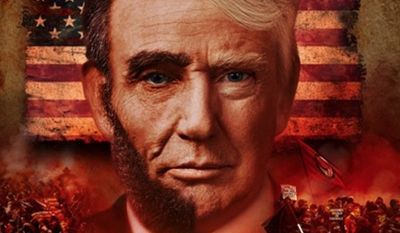 "Conservative author and pundit Dinesh D'Souza announced a release date for his next movie, ""Death of a Nation: Can We Save America a Second Time?"" on social media, June 11, 2018. (Image: Facebook, Dinesh, D'Souza screenshot)"