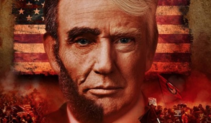 """Conservative author and pundit Dinesh D'Souza announced a release date for his next movie, """"Death of a Nation: Can We Save America a Second Time?"""" on social media, June 11, 2018. (Image: Facebook, Dinesh, D'Souza screenshot)"""