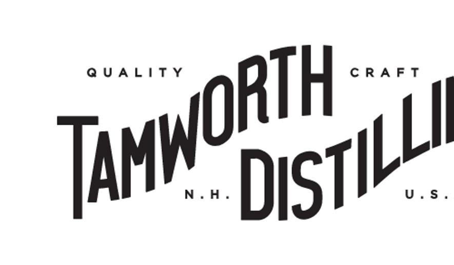 Screen capture of the tamworth distilling company 39 s logo for 94 castor eau