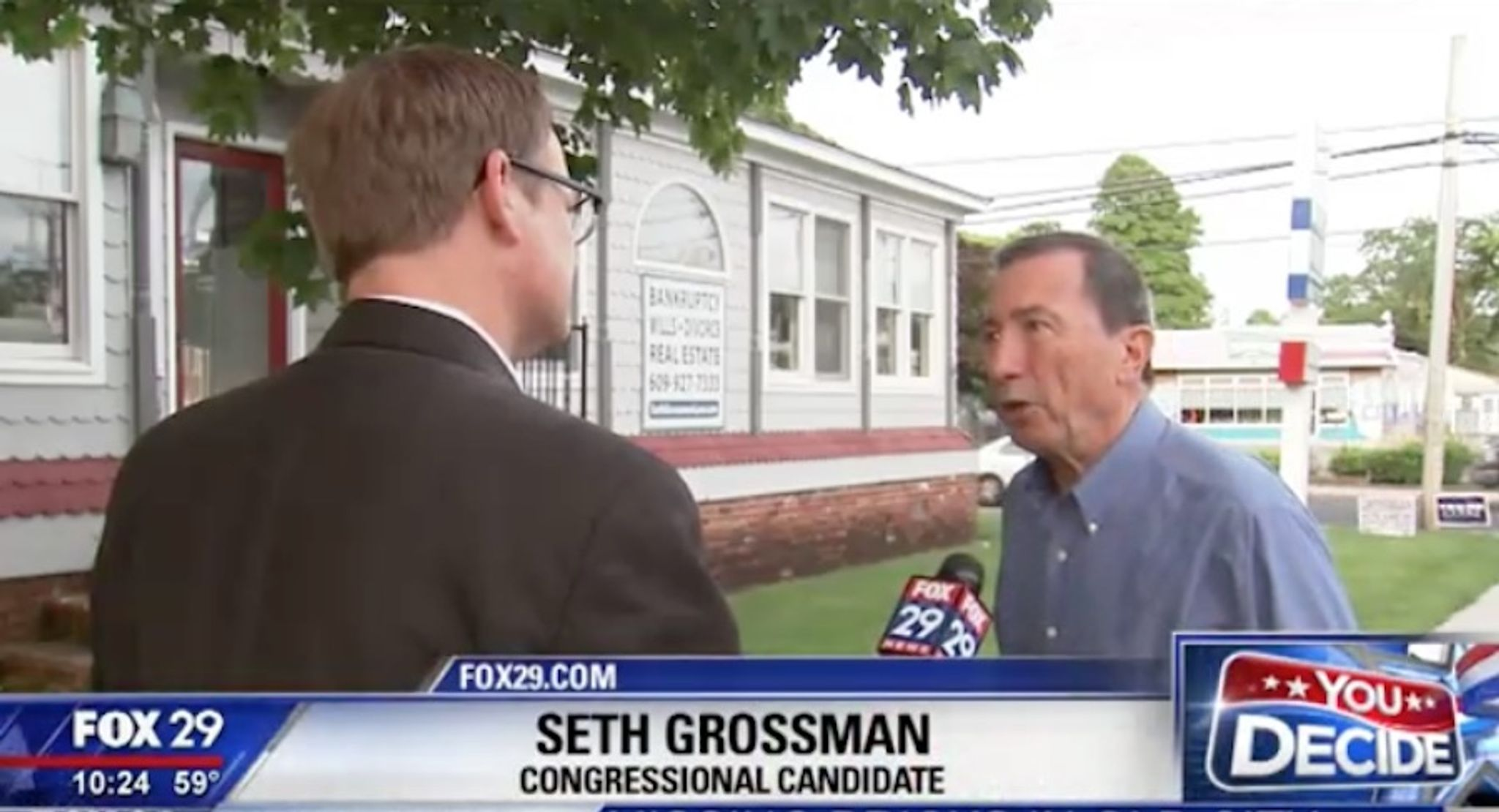 Seth Grossman, GOP House nominee, doubles down on diversity comments: 'Diversity is not a virtue' - Washington Times