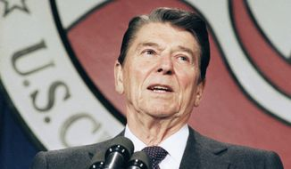 Even as he signed the amnesty in 1986, President Reagan said he feared it may not work. Over the ensuing years, the program was found to be rife with fraud. (Associated Press/File)