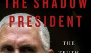 """This image released by Thomas Dunne Books shows """"The Shadow President: The Truth About Mike Pence,"""" by Michael D'Antonio and Peter Eisner. (Thomas Dunne Books via AP)"""