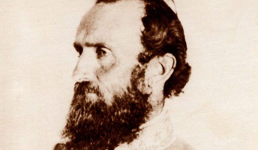 Stonewall Jackson. (Associated Press) ** FILE **
