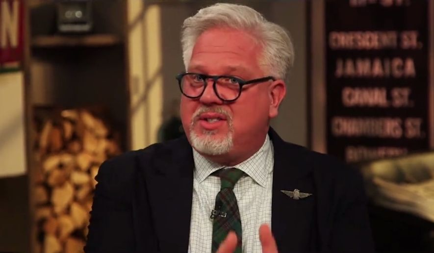 Radio host Glenn Beck (Image: Facebook, The Blaze) ** FILE **
