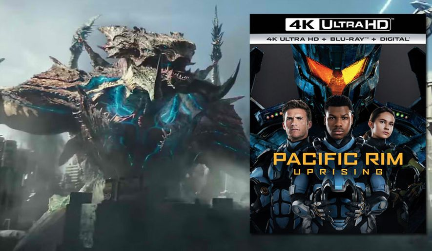 Monstrous Kaiju and mechanical Jaegers battle again in ... Pacific Rim Jaeger Size