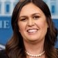 Sarah Huckabee Sanders (Associated Press/File)
