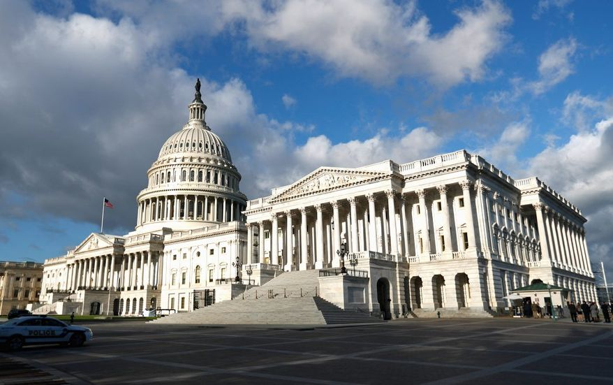 Political rancor seems to dominate Capitol Hill today, prompting such lawmakers as Rep. Ron DeSantis to declare the left to be unhinged. (Associated Press)