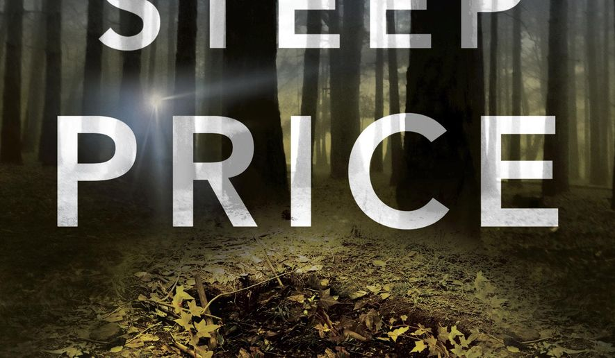"This cover image released by Thomas and Mercer shows ""A Steep Price,"" by Robert Dugoni. (Thomas and Mercer via AP)"