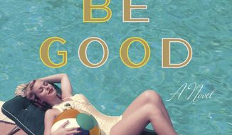 """This cover image released by Crown shows """"Lady Be Good,"""" a novel by Amber Brock. (Crown via AP)"""