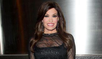"Kimberly Guilfoyle attends the New Yorkers For Children Spring gala ""A Fool's Fete"", to benefit youth in foster care at the Mandarin Oriental Hotel on Tuesday April 9, 2013 in New York. (Photo by Ben Hider/Invision/AP)"