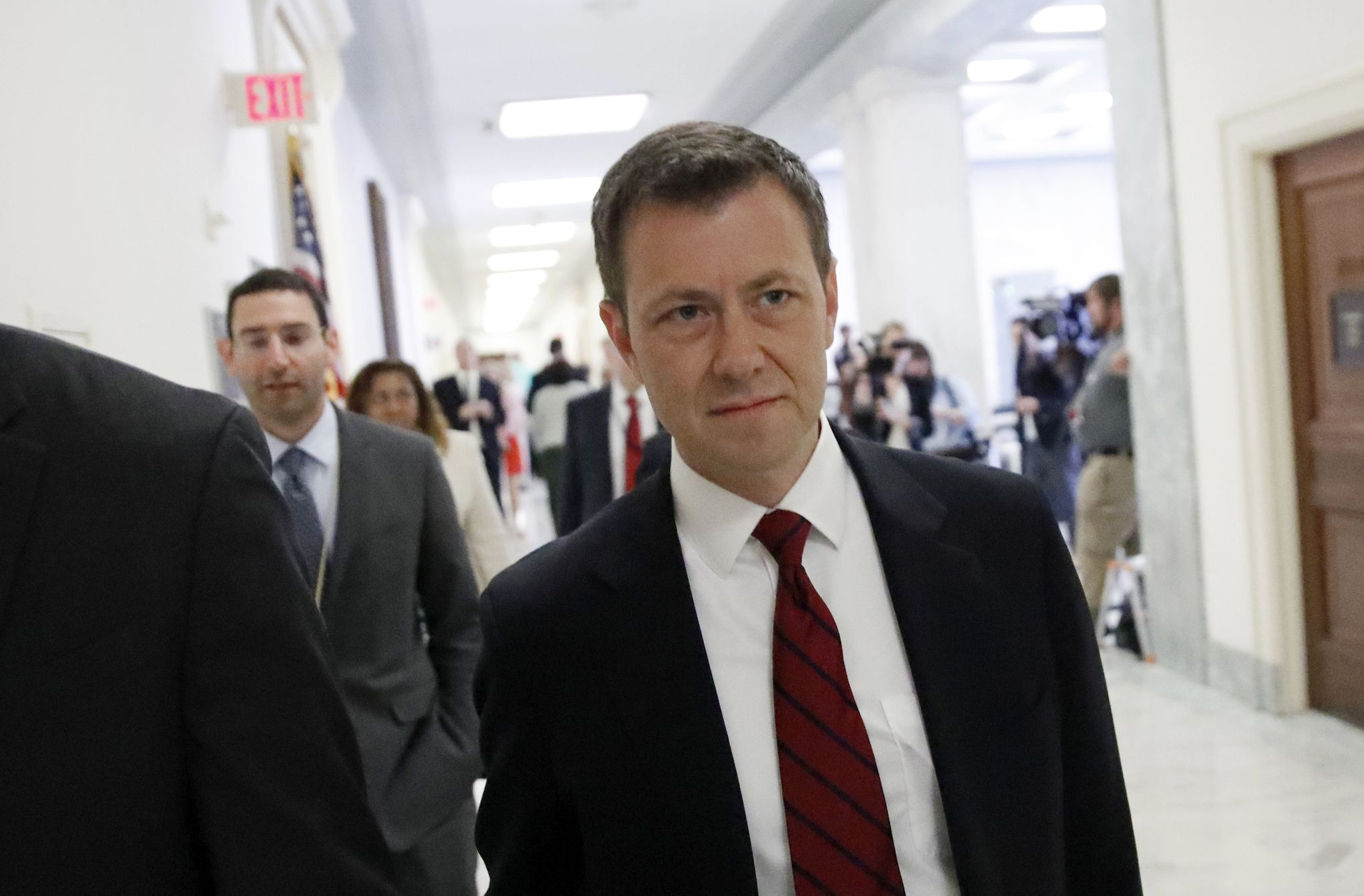 Peter Strzok, FBI agent: My work has never been tainted by political bias