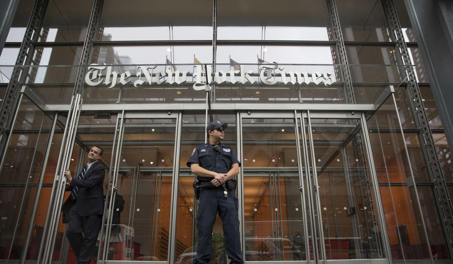 The New York Times initiated a review of Ali Watkins' journalism career after it was disclosed that she had a three-year affair with James Wolfe, 57, who handled security for the Senate Select Committee on Intelligence. (Associated Press/File)