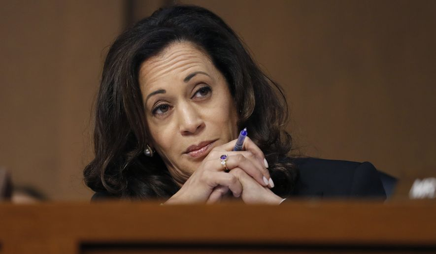 Kamala Harris' July 4 reminder: 'It was eight immigrants who signed the Declaration of Independence'