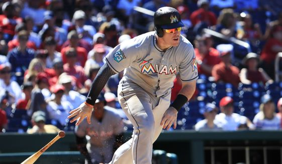 204aae2d Justin Bour happy to see All-Star Game in D.C. - Washington Times