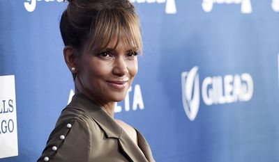 Actress Halle Berry, 51