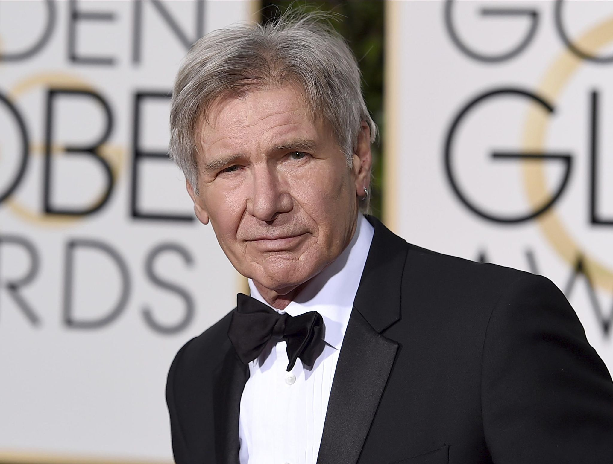 Harrison Ford: 'Stop giving power' to climate deniers
