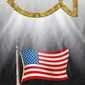 The Christian Light Illustration by Greg Groesch/The Washington Times
