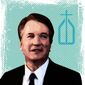 Kavanaugh Commitment to Catholic Charities Illustration by Greg Groesch/The Washington Times