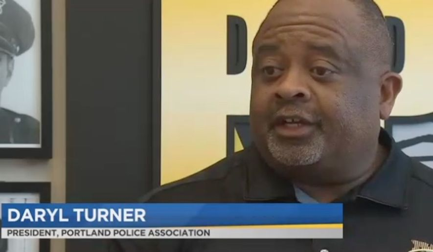 "Daryl Turner, president of the Portland Police Association in Oregon, issued a scathing rebuke of Mayor Ted Wheeler's response to the city's homelessness crisis, saying the city has become a feces-covered ""cesspool"" under the Democrat's watch. (FOX 12)"
