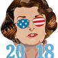 Dianne Feinstein and 2018 Elections Illustration by Greg Groesch/The Washington Times