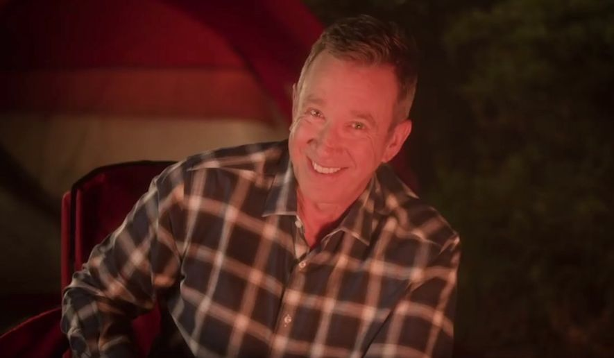 """Actor Tim Allen promotes the upcoming season of """"Last Man Standing"""" in a teaser that zings his former network, ABC. (Image: YouTube, Fox)"""