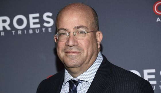 CNN President Jeff Zucker attends the 11th annual CNN Heroes: An All-Star Tribute at the American Museum of Natural History on Sunday, Dec. 17, 2017, in New York. (Photo by Evan Agostini/Invision/AP) ** FILE **