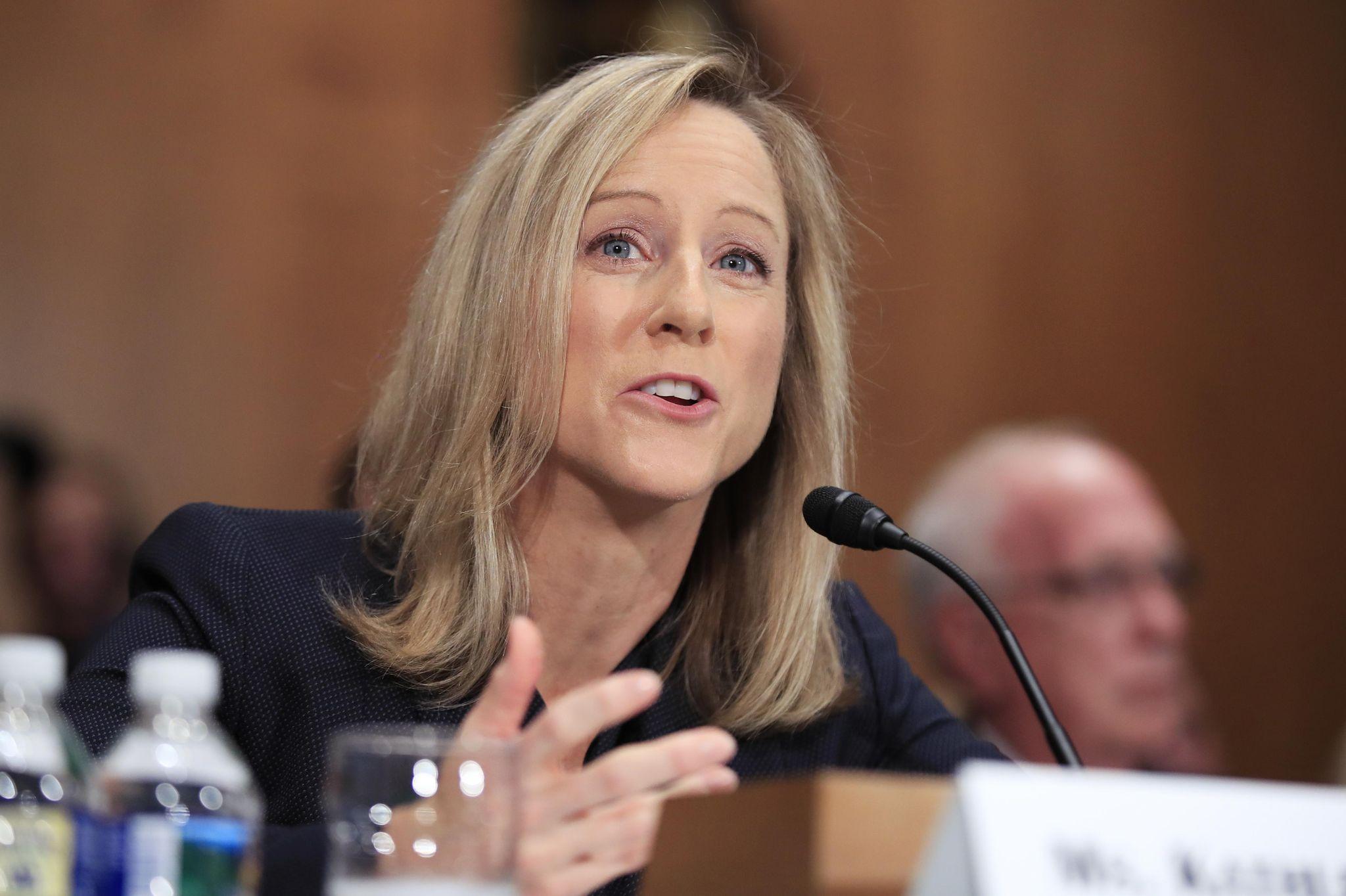 Free-market group calls on Senate to confirm Kathleen Kraninger to lead consumer bureau