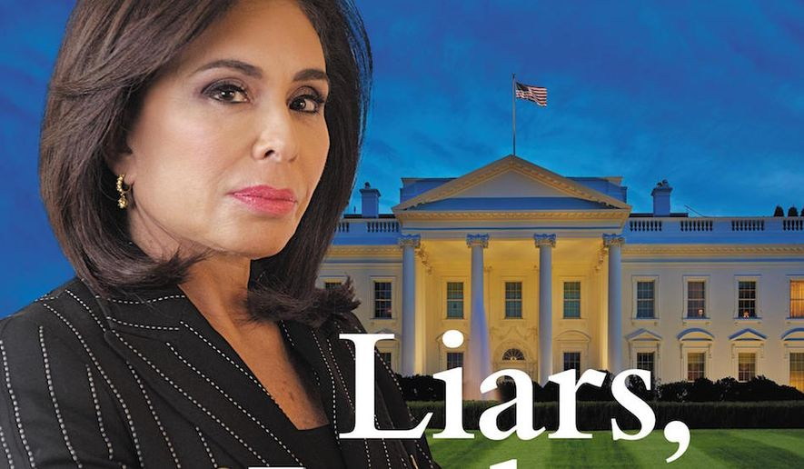 Judge Janine PIrro's new book is currently the top-seller at Amazon. (Center Street)