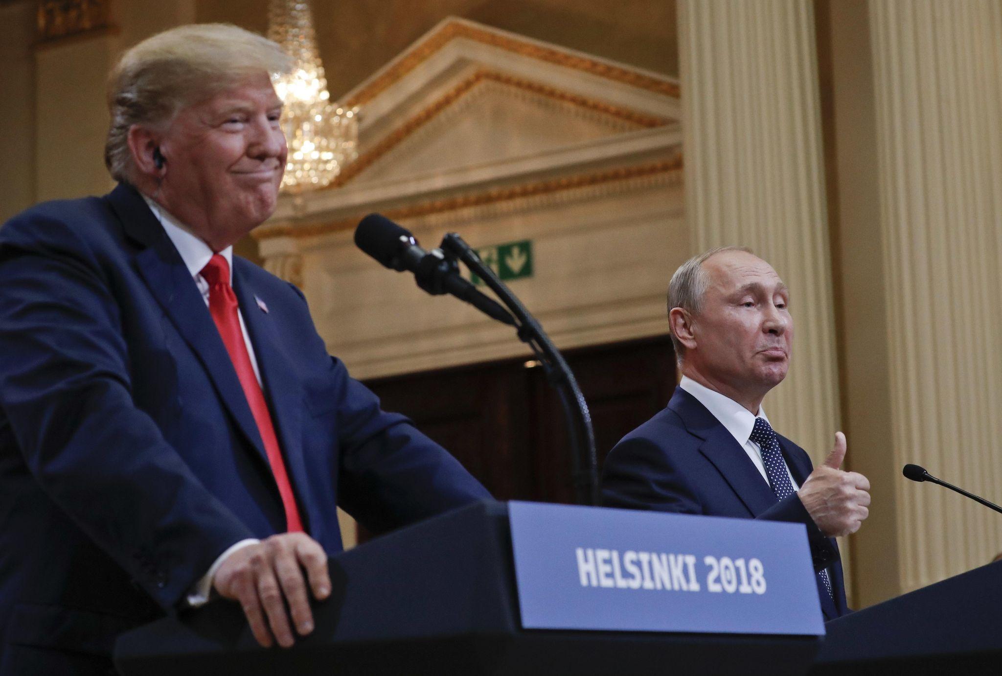 photo image House Democrats weighing whether to subpoena Trump-Putin translator