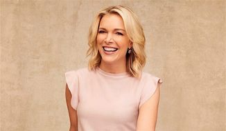 """Megyn Kelly, host of the daily talk show """"Megyn Kelly Today,"""" will showcase an upcoming film on Ronald Reagan starring Dennis Quaid. (NBC)"""