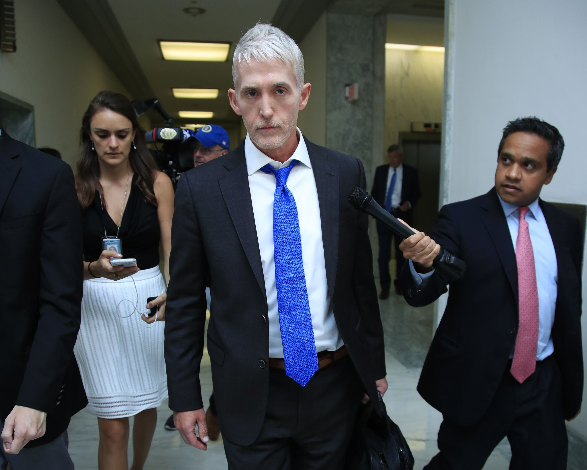 Trey Gowdy: Russian meddling clear, and Trump must 'act like it'