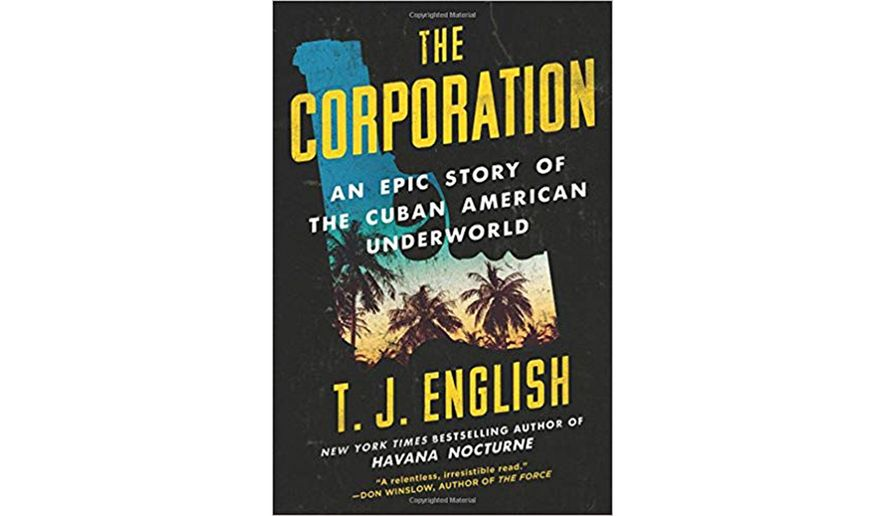 Book Review The Corporation By T J English Washington Times