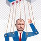 Trump Influence of Putin Illustration by Greg Groesch/The Washington Times