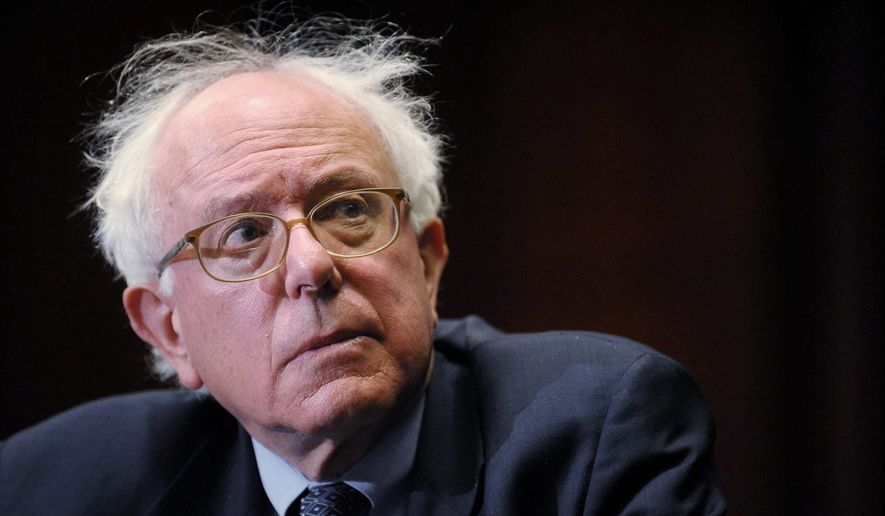 Sen. Bernie Sanders. (Associated Press) ** FILE **