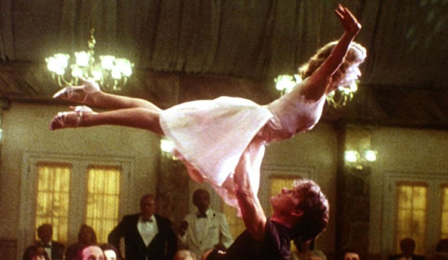 """""""Dirty Dancing"""" (Courtesy Paramount Pictures)"""