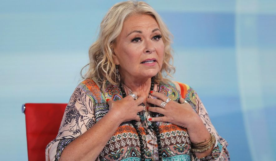 Roseanne Barr says ABC canceled 'Roseanne' over her support