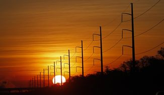 U.S. infrastructure is vulnerable to devastating electromagnetic pulse attacks. (Associated Press/File)