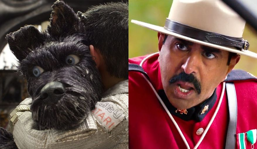 """Isle of Dogs"" And ""Super Troopers 2"" are now available on Blu-ray from 20th Century Fox Home Entertainment."