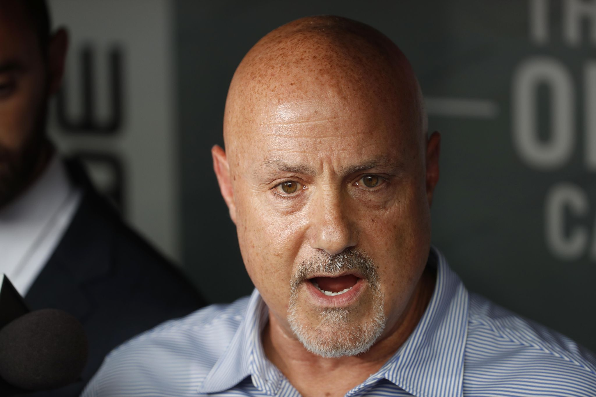 Mike Rizzo: Too early to 'pull the plug' on Dave Martinez, Nationals
