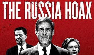 """Fox News legal analyst Gregg Jarrett's newest book """"The Russia Hoax"""" has hit No. 1 on the New York Times non-fiction bestseller list. (Broadside Books)"""